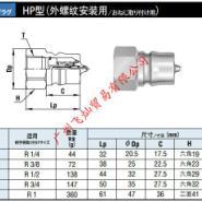 日东NITTO高压快速接头HP-PV型图片