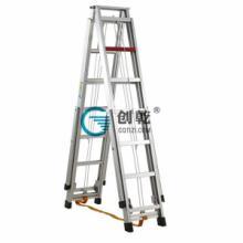 供应6米高铝合金升降梯厂家 家用升降梯 创乾工程梯子 品牌直销 型号CQS-6m批发