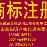 合肥商标注册办理图片