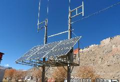太阳能发电/苏州无锡2KW离网电站图片