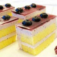 烘焙芝士蛋糕的配方图片