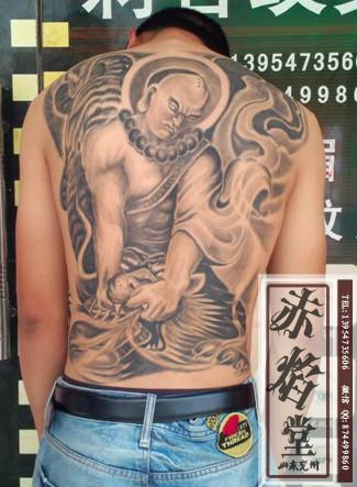 供应半甲纹身图片潍坊纹身价格