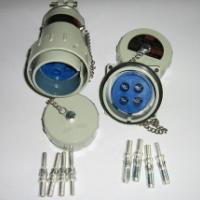 供应YT/GZ/YZ防爆公母连接器防爆子母插头