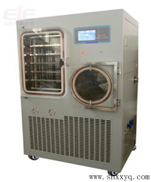 供应生物硅油加热冷冻干燥机应/触摸屏操作型冷冻干燥机
