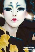 供应影楼时尚造型设计专业、学新娘化妆专业美容培训图片
