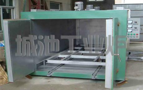 巢湖城池牌台车式烘箱干燥箱烤箱销售