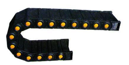 供应配套机床附件塑料穿线拖链