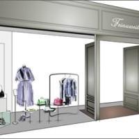 供应武汉品牌女装专卖店装修武汉赫伦美筑设计装修的非常多的案例