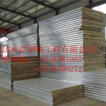 供应济宁岩棉框架活动板房原材料批发厂家找潍坊永皓钢构13516381065