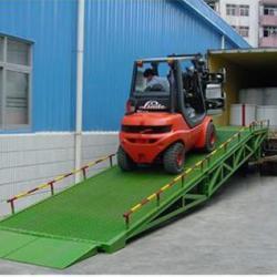 供應山東移動式裝卸過橋升降平台