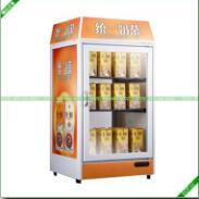 罐装饮料展示柜热咖啡保温柜图片