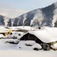 哈尔滨查干湖冬捕旅游包车图片