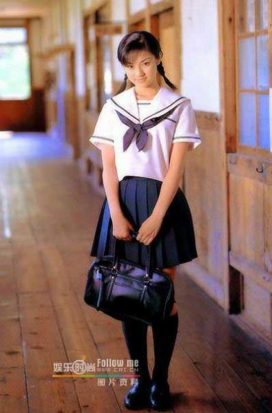 高中女生发型