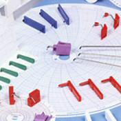 供应WEKSLER压力表打印纸/温度记录纸批发