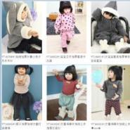 供应女童连衣裙,精品童装配饰2-8岁童装网店一件代发童装微商招代理