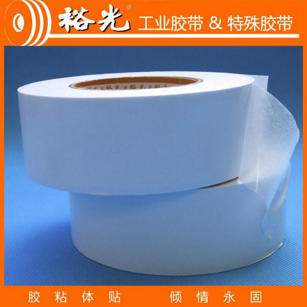 供应5159D抗PVC增塑剂转移棉纸双面胶带 裕光厂家直销
