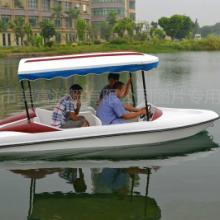 供应河北省2015年新款4-5人电动船,电动船价格,电动船生产厂家