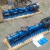 供应g35-2高压不锈钢304单螺杆泵