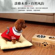 宠物用品狗狗双碗宠物餐桌食具图片