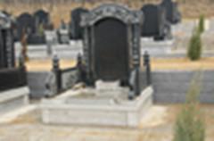 黑墓碑图片/黑墓碑样板图 (2)
