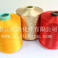 供应涤纶丝行情150d有色涤纶低弹丝