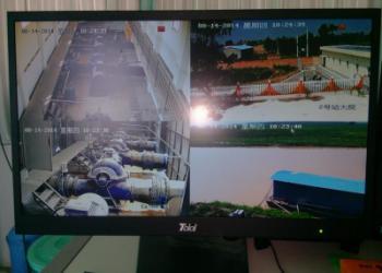 水塔液位浮球开关远程无线控制器图片