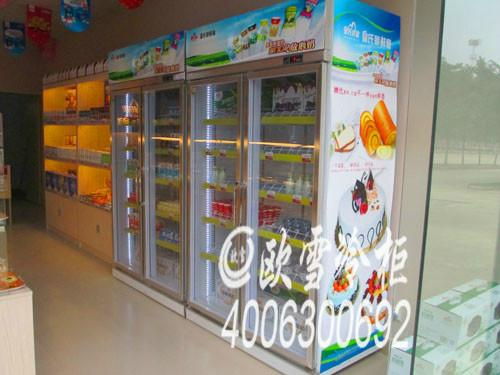 超市饮料冰柜图片_超市饮料冰柜图片大全_超市饮料_一图片