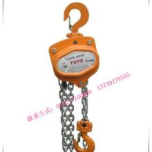 供应用于的0.5T标准型toyo东洋手拉葫芦扬程3批发