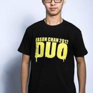 全棉广告衫广告衫设计制作丝网印刷图片