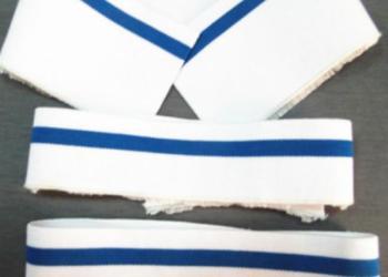 丝光棉衣领袖口图片