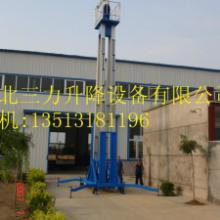 供应山东多桅柱升降机生产商