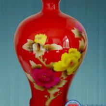 供应5斤装陶瓷红酒瓶订做