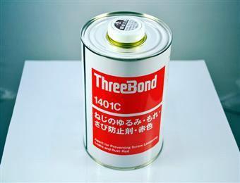 供应1KG日本三键TB1401C螺丝胶图片,250g的TB1401B图片,1KG包装的TB1401D图片,