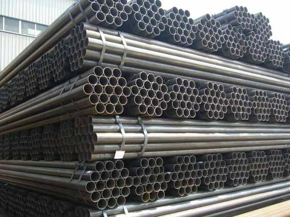 供应q345热轧无缝管