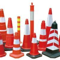 供应橡胶路锥价格/华美专业供应各种规格橡胶路锥