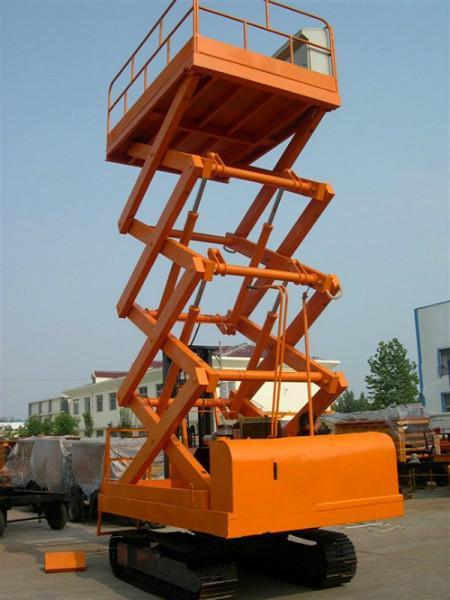 杭州移动液压升降机图片_杭州移动液压升降机图片大全图片
