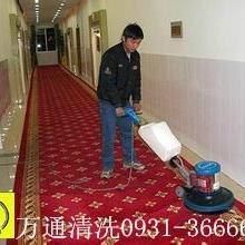 供应甘肃兰州地毯清洗