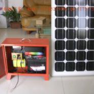 单晶100W太阳能板图片