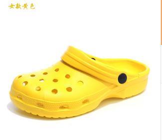 外贸洞洞鞋图片/外贸洞洞鞋样板图 (2)