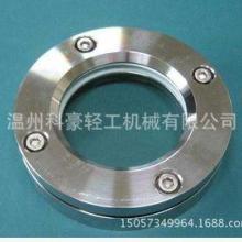 供应不锈钢平焊法兰管道连接活接头视镜批发