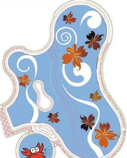 电  话:15019293405 赣州泳池图案瓷砖产品描述:   游泳池马赛克图片