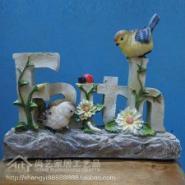 热销个性创意小鸟工艺品摆件图片