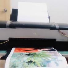 供应彩色名片打印机