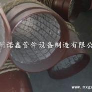 陶瓷贴片耐磨弯头图片