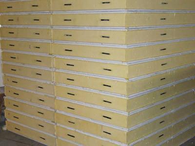 供应苏州聚氨酯复合板最低价图片