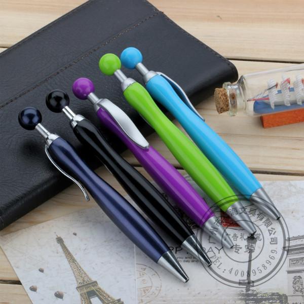 广告拉纸笔厂家直销,广告促销笔logo多少钱,笔海文具