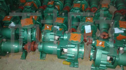 供应IHF50-32-200无底盘氟塑料泵头