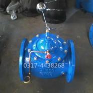 供应美标遥控浮球阀水力控制阀球墨铸铁遥控浮球阀PN25遥控浮球阀
