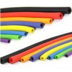 颜色鲜艳乳胶管弹力绳拉力绳图片