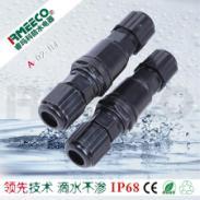 睿玛科厂家直销RJ45网络防水连接器图片
